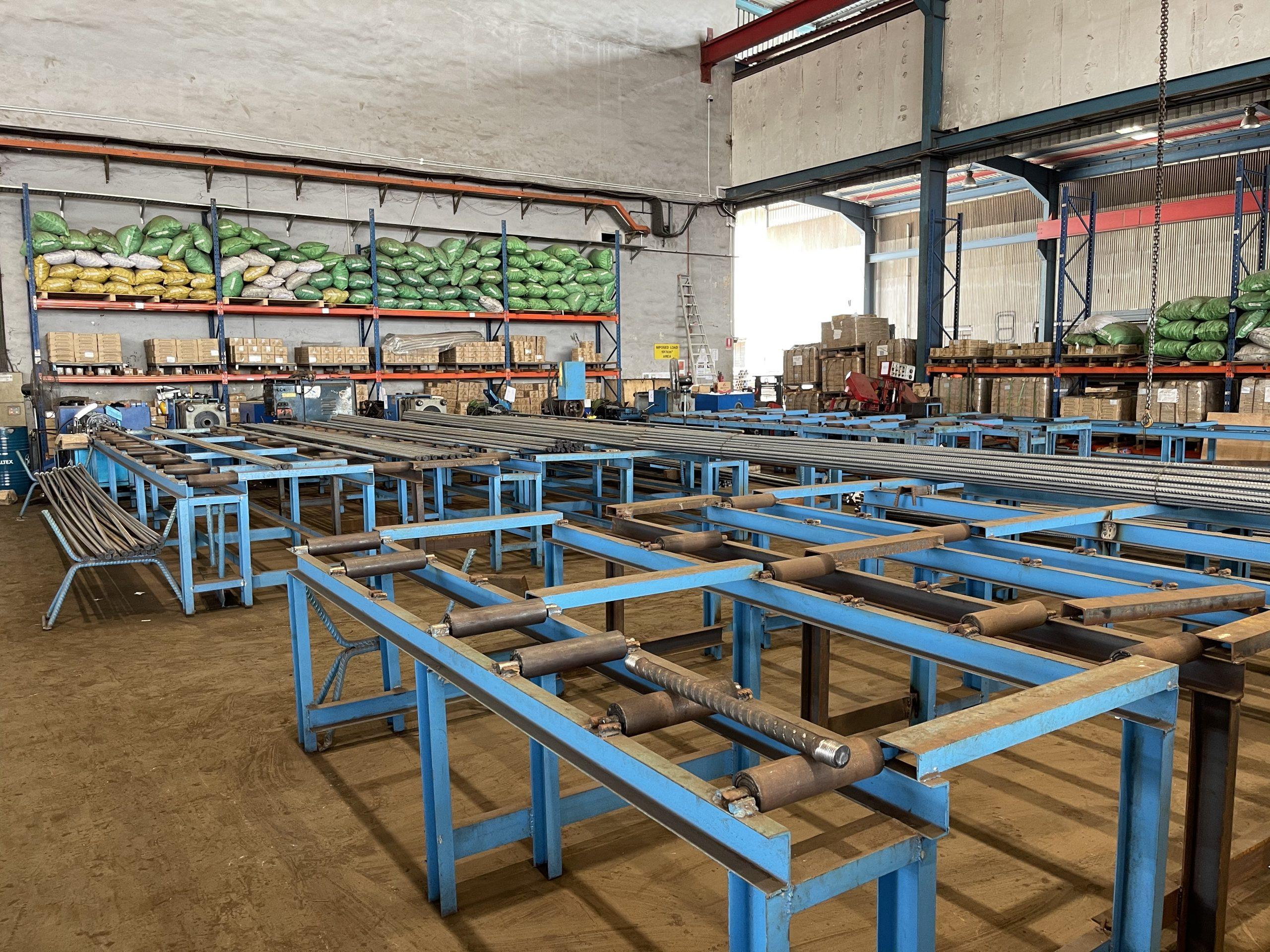 Production Area