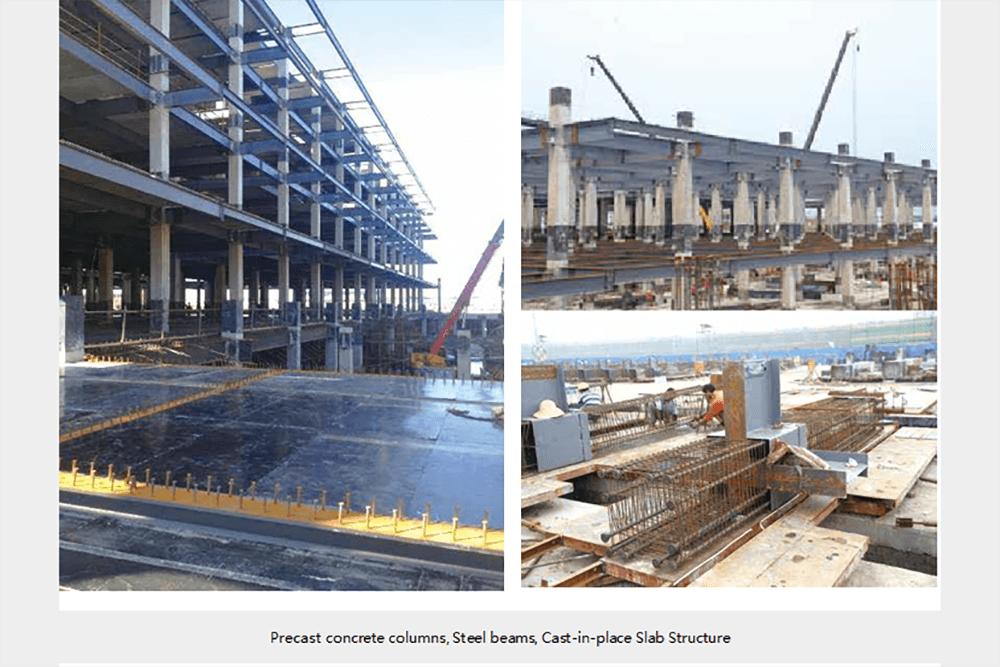 Prefabrication Components – Precast Concrete